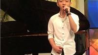 Quán quân 'Thần tượng bolero' Trung Quang: Ước mơ được vừa đi hát vừa giảng dạy