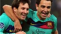 Xavi: 'Ai am hiểu bóng đá đều biết cuộc chiến Messi - Ronaldo là không cân sức'