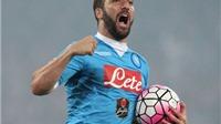Chủ tịch Napoli: 'Atletico đòi mua Higuain với giá 60 triệu euro kèm 2, 3 cầu thủ'