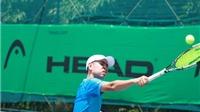 Giải quần vợt quốc tế U18 ITF Junior Circuit nhóm 5 năm 2016: Bài học cho Đắc Tiến