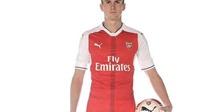 Rob Holding, tân binh của Arsenal là ai?