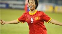 Tiền đạo số 1 sắp chia tay tuyển nữ Việt Nam
