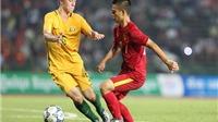 U16 Việt Nam tuột chức vô địch trong gang tấc