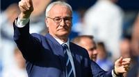 Ranieri tin Leicester City phải... thua nhiều hơn ở mùa giải tới