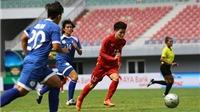 Thắng Philippines 4-0, tuyển nữ Việt Nam đặt chân vào bán kết giải vô địch Đông Nam Á