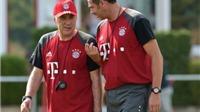 Bayern tuyên bố không san sẻ HLV với tuyển Anh