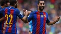 Barca 3-1 Celtic: Arda Turan lập 'siêu phẩm' trong trận cầu nhiều sai lầm