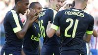 Arsenal 3-1 CD Guadalajara: Tân binh Holding 'nổ súng' trong ngày Xhaka ra mắt Arsenal