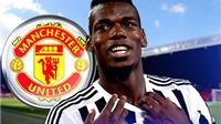 CẬP NHẬT tin tối 1/8: Pogba bay sang Anh để kiểm tra y tế. Schalke xác nhận Man City sắp có Leroy Sane