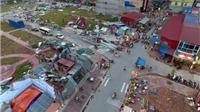 VIDEO: Bão Mirinae càn quét 'như ngày tận thế' ở Bắc Ninh gây sửng sốt trên báo nước ngoài