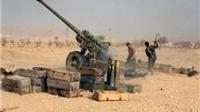 Syria: Quân đội tiêu diệt 60 tay súng IS