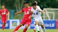 VCK U17 quốc gia Thái Sơn Nam 2016: HAGL chia điểm SLNA