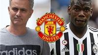 Mourinho khẳng định Man United sắp hoàn tất vụ Paul Pogba