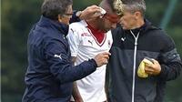 SỐC! Jeremy Menez bị rách tai ngay trong trận ra mắt ở Bordeaux
