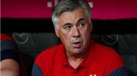 Ancelotti tuyên bố Bayern Munich sẽ không chiêu mộ Schweinsteiger