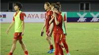 Thua bởi quả phạt đền tranh cãi, tuyển nữ Việt Nam không muốn nhận HCB