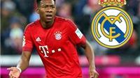 Real Madrid quyết mua Alaba với giá 65 triệu euro