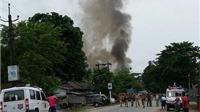 Ấn Độ: Xả súng tại một khu chợ, gần 30 người thương vong