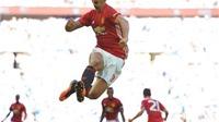 Leicester 1-2 Man United: Ibrahimovic ghi bàn quyết định, 'Quỷ đỏ' giành Siêu Cúp Anh