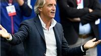 CHÍNH THỨC: Mancini bị sa thải, Frank de Boer dẫn dắt Inter Milan