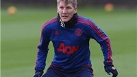 Rudi Voller: 'Schweinsteiger sẽ chơi hay hơn sau khi từ giã tuyển Đức'