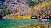 Câu chuyện du lịch: Cửu Trại Câu – xứ sở thần tiên có thật trên Trái Đất