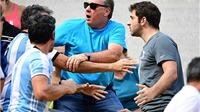 CĐV Argentina đòi ăn thua đủ với khán giả Brazil vì Del Potro bị phân biệt đối xử