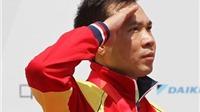 Cộng đồng mạng tiếc nuối khi Hoàng Xuân Vinh để tuột mất chiếc HCV Olympic thứ hai