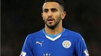 Mahrez bị cấm sang Arsenal, buộc phải ở lại Leicester
