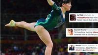 Olympic 2016: Tranh cãi nảy lửa vì thân hình đẫy đà của nữ VĐV thể dục dụng cụ