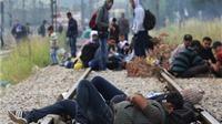 Vấn đề người tị nạn ở châu Âu: 'Ai không ủng hộ thì không được chia tiền'