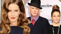 Hậu ly dị, con gái Elvis Presley vào trại cai nghiện