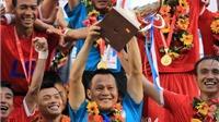 HLV Lư Đình Tuấn: 'Chiến thắng này là của người dân TP.HCM'