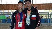Trưởng đoàn Trần Đức Phấn: 'Đoàn Thể thao Việt Nam không có ai sang Rio để chơi'