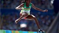 VĐV Ethiopia được ca ngợi là người hùng khi chạy với 1 chân không giày