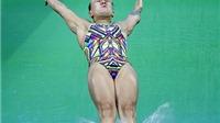 VĐV nhảy cầu Nga bị bẽ mặt với cú nhảy 0 điểm tệ đến khó tin