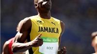 Về đích không như ý muốn, Usain Bolt đổ lỗi cho... thời tiết