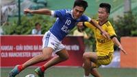 Kết thúc Giải BĐ Hội CĐV MU Việt Nam Kansai Paint Cup 2016