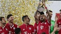 Dortmund 0-2 Bayern Munich: Mueller và Vidal giúp Ancelotti có danh hiệu đầu tiên