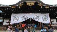 Hàn Quốc phản ứng việc giới chức Nhật Bản viếng đền Yasukuni