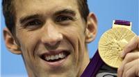 ĐỒ HỌA: Thành tích của Michael Phelps ở các kỳ Thế vận hội