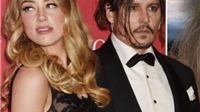 Johnny Depp - Amber Heard: Vụ ly hôn 'ồn ào' hàng đầu thế giới