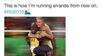 """Ngôi sao đồng tính Ellen Degeneres bị """"đập tơi tả"""" vì xúc phạm Usain Bolt"""