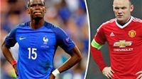 Man United phải hy sinh Rooney thì Pogba mới tỏa sáng