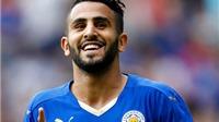 CHÍNH THỨC: Mahrez gia hạn hợp đồng với Leicester City