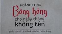 Nhà văn, dịch giả Hoàng Long đòi 'trả lại tên'