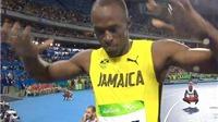 Usain Bolt có màn ăn mừng CỰC ĐỘC khi giành HCV thứ 2 ở Olympic Rio 2016