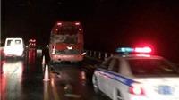 Tai nạn giao thông liên hoàn trên cao tốc Nội Bài - Lào Cai làm 2 người tử vong