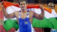 Đô vật Ấn Độ bị loại khỏi Olympic vì sử dụng doping