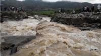 Cảnh báo xảy ra lũ ống, lũ quét, ngập úng, sạt lở đất tại vùng núi phía Bắc và khu vực Bắc Trung Bộ
